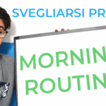Come Svegliarsi Presto | La mia Miracle Morning Routine
