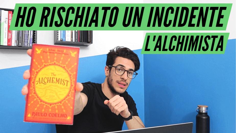 Ho rischiato un incidente Cosa mi ha insegnato L alchimista di Paulo Coelho